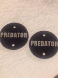 "CPE-PREDMOTCVR:  ""Predator"" Embossed Motor Covers"